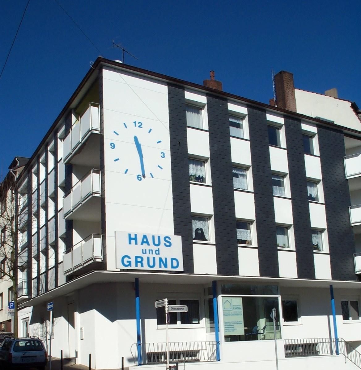 Einfamilienhausmietvertrag Mietvertrag Von Haus Grund: HAUS + GRUND Wuppertal Und Umland Vormals Elberfeld Von